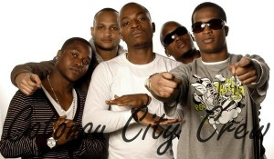 La Cotonou City Crew
