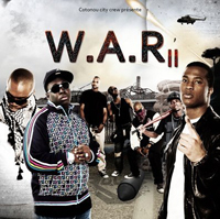 Compilation W.A.R.2