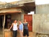 Equipe de juillet 2011 arrivée Bénin